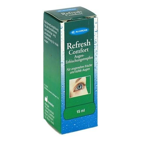 REFRESH Comfort Augen-Erfrischungstropfen 15 Milliliter