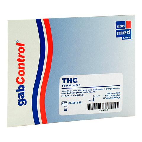 DROGENTEST THC Teststreifen 1 Stück