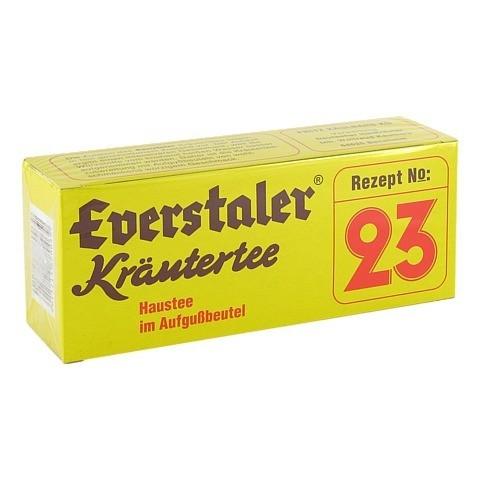 EVERSTALER Rezept Nr. 23 Kräutertee Beutel 25 Stück