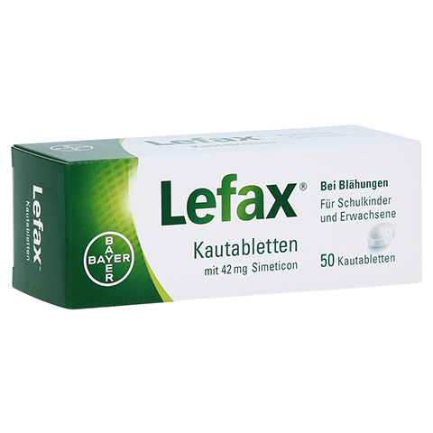 Lefax 50 Stück N2
