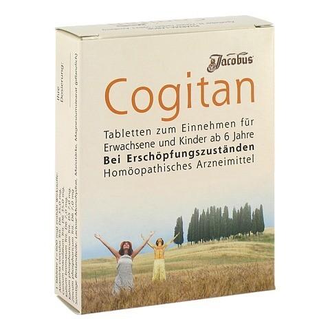 COGITAN Jacobus Tabletten 200 Stück