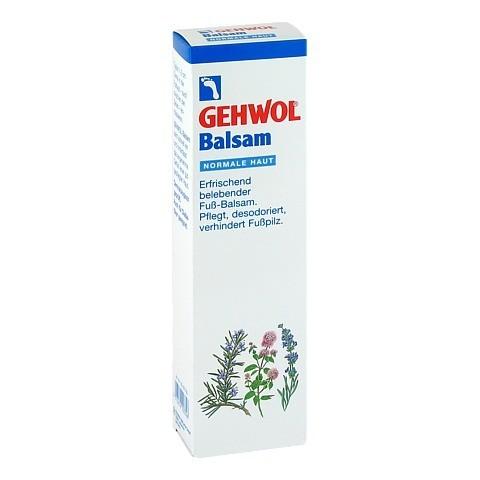 GEHWOL Balsam f.normale Haut 125 Milliliter