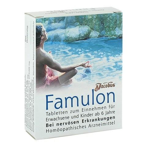 FAMULON Jacobus Tabletten 100 Stück