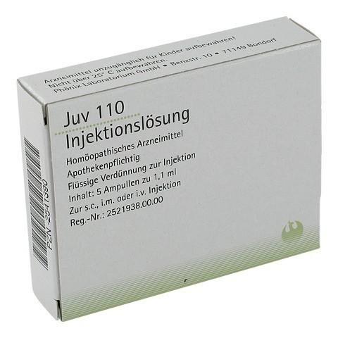 JUV 110 Ampullen 5x1.1 Milliliter