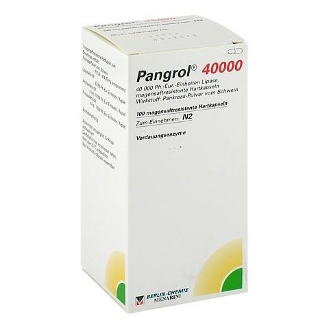 Pangrol 40000 100 Stück N2