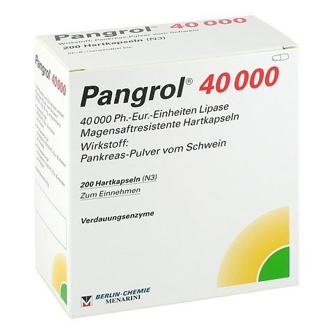 Pangrol 40000 200 Stück N3