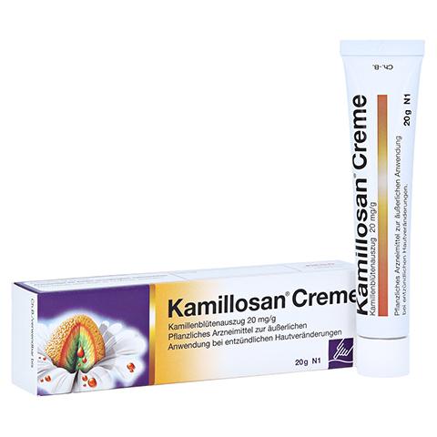 KAMILLOSAN Creme 20 Gramm N1