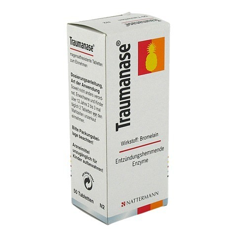 Traumanase 50 Stück N2