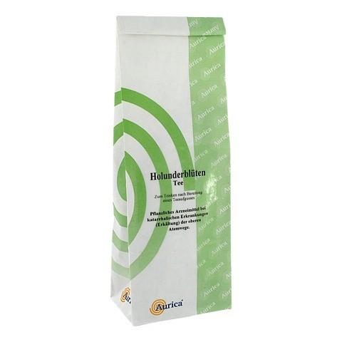 Holunderblüten Tee Aurica 70 Gramm