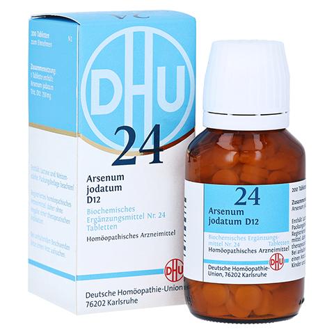 BIOCHEMIE DHU 24 Arsenum jodatum D 12 Tabletten 200 Stück N2