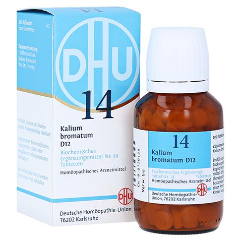 BIOCHEMIE DHU 14 Kalium bromatum D 12 Tabletten 200 Stück N2