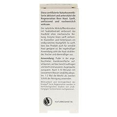 KNEIPP REGENERATION Enzympeeling Puder 20 Gramm - Rückseite
