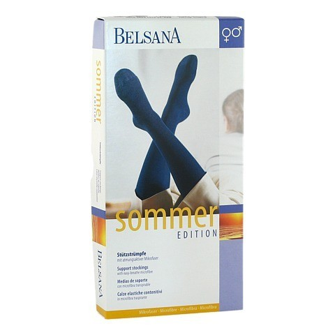 BELSANA Sommer Edition AD 1 schwarz 2 Stück