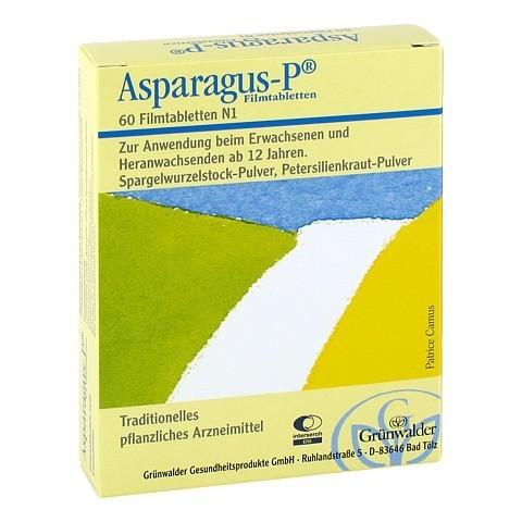 Asparagus-P 60 Stück