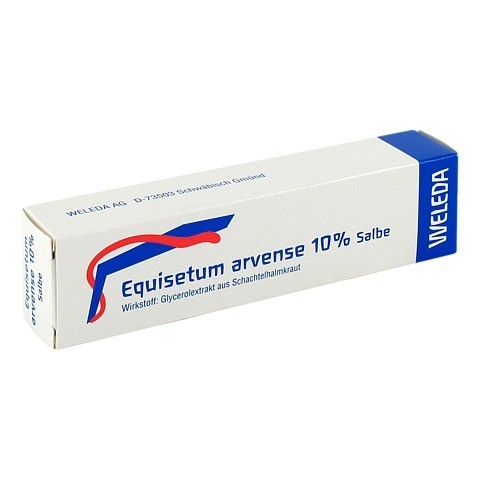 EQUISETUM ARVENSE 10% Salbe 25 Gramm N1