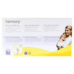MEDELA Harmony Handmilchpumpe 150 ml 1 Stück - Rückseite