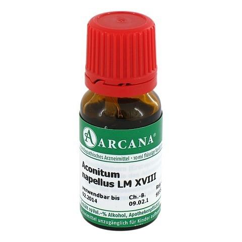 ACONITUM NAPELLUS LM 18 Dilution 10 Milliliter N1