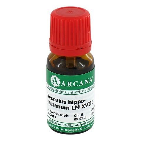 AESCULUS HIPPOCASTANUM LM 18 Dilution 10 Milliliter N1