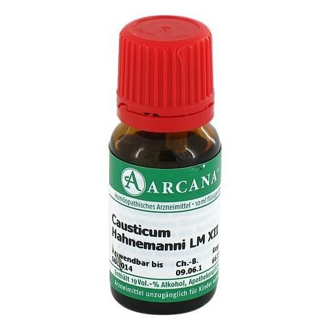 CAUSTICUM Hahnemanni LM 12 Dilution 10 Milliliter N1