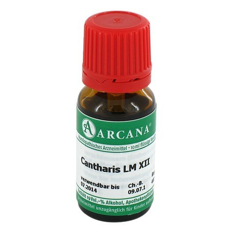 CANTHARIS LM 12 Dilution 10 Milliliter N1