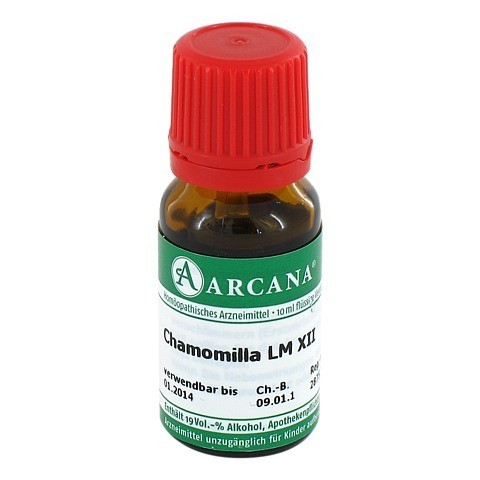 CHAMOMILLA LM 12 Dilution 10 Milliliter N1