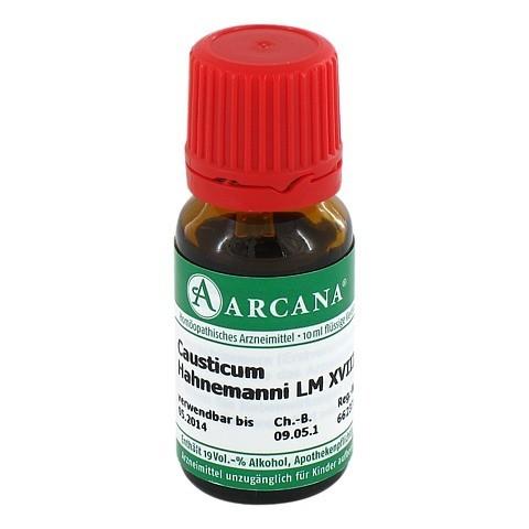 CAUSTICUM HAHNEMANNI LM 18 Dilution 10 Milliliter N1