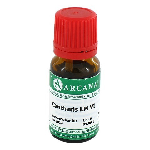 CANTHARIS LM 6 Dilution 10 Milliliter N1