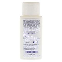 LACTEL Nr. 2 Shampoo gegen festhaftende Schuppen 100 Milliliter - Rückseite