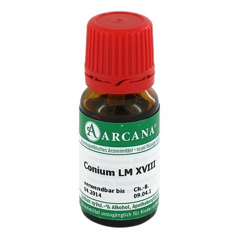 CONIUM Arcana LM 18 Dilution 10 Milliliter N1