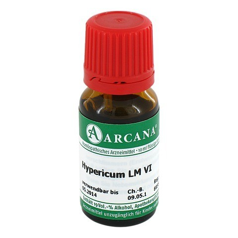 HYPERICUM LM 6 Dilution 10 Milliliter N1
