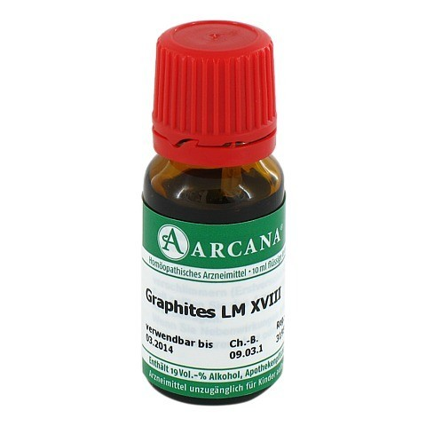 GRAPHITES Arcana LM 18 Dilution 10 Milliliter N1