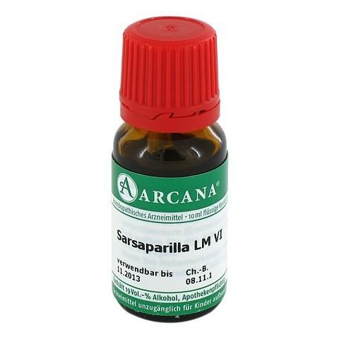 SARSAPARILLA Arcana LM 6 Dilution 10 Milliliter N1