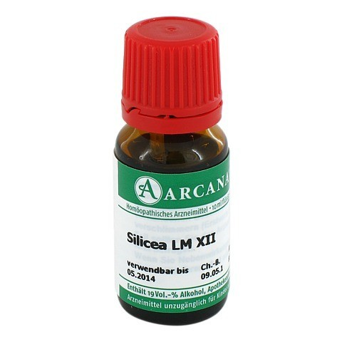 SILICEA LM 12 Dilution 10 Milliliter N1