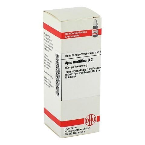 APIS MELLIFICA D 2 Dilution 20 Milliliter N1