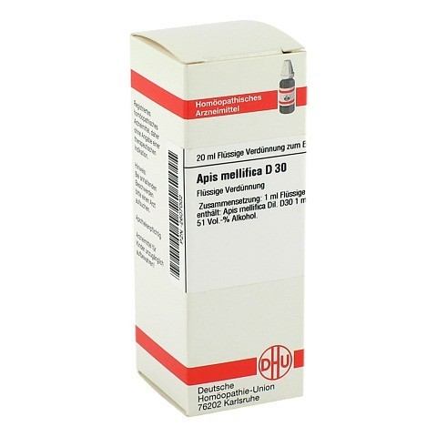 APIS MELLIFICA D 30 Dilution 20 Milliliter N1