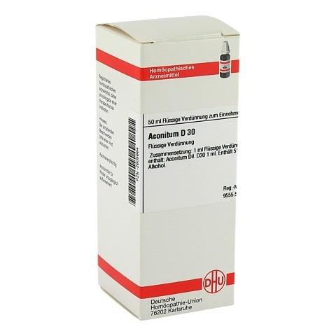 ACONITUM D 30 Dilution 50 Milliliter