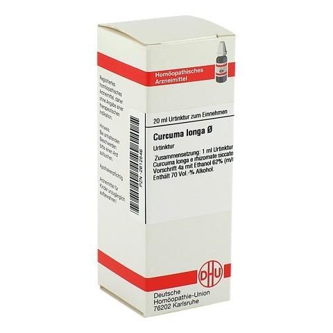 CURCUMA LONGA Urtinktur D 1 20 Milliliter N1
