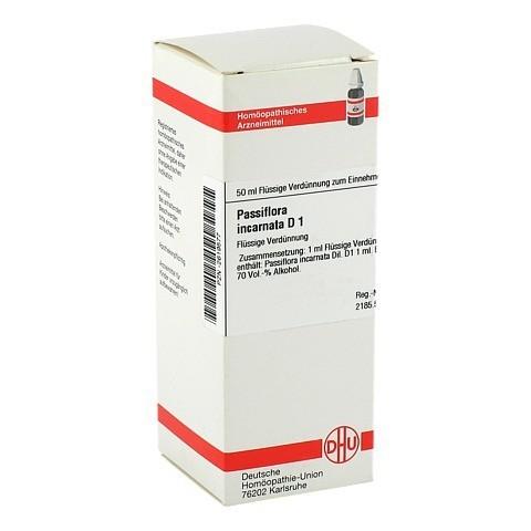 PASSIFLORA INCARNATA D 1 Dilution 50 Milliliter N1