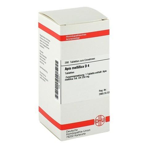 APIS MELLIFICA D 4 Tabletten 200 Stück N2