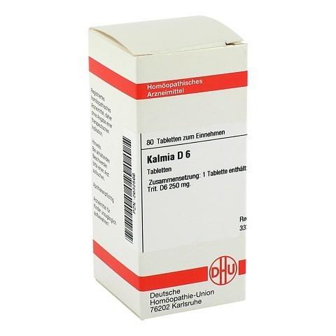 KALMIA D 6 Tabletten 80 Stück N1