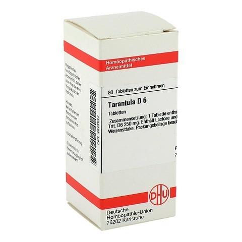 TARANTULA D 6 Tabletten 80 Stück N1