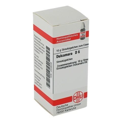 DULCAMARA D 6 Globuli 10 Gramm N1