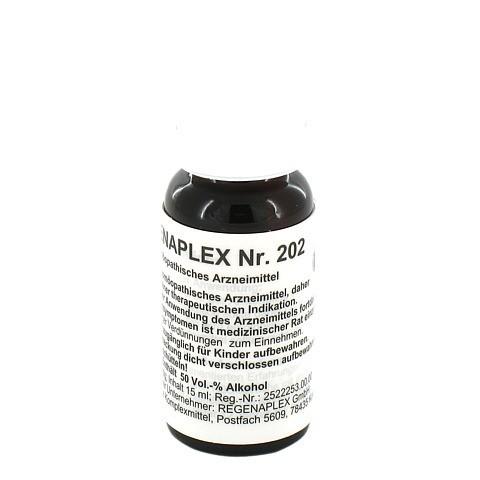 REGENAPLEX Nr.202 Tropfen 15 Milliliter N1