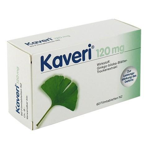 Kaveri 120mg 60 Stück N2