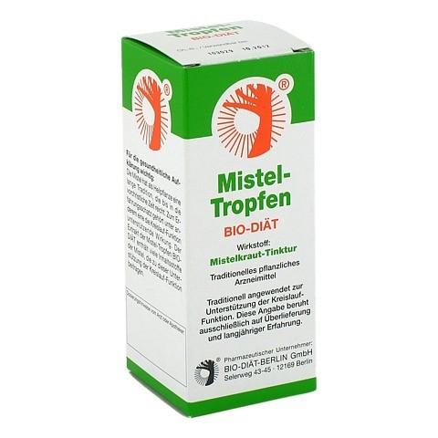 Mistel-Tropfen BIO-DIÄT 50 Milliliter