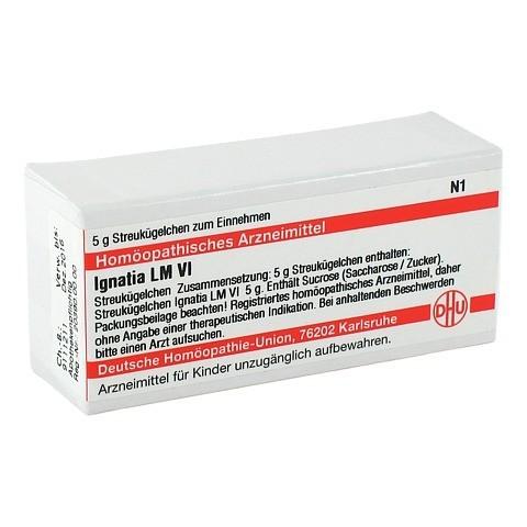 LM IGNATIA VI Globuli 5 Gramm N1