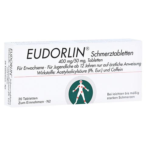 EUDORLIN Schmerztabletten 20 Stück
