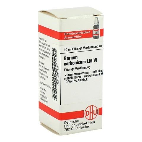 LM BARIUM carbonicum VI Dilution 10 Milliliter N1