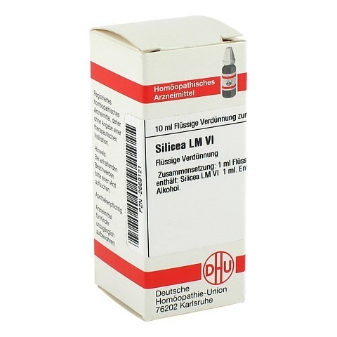 LM SILICEA VI Dilution 10 Milliliter N1