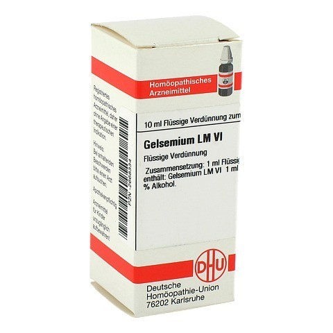 LM GELSEMIUM VI Dilution 10 Milliliter N1